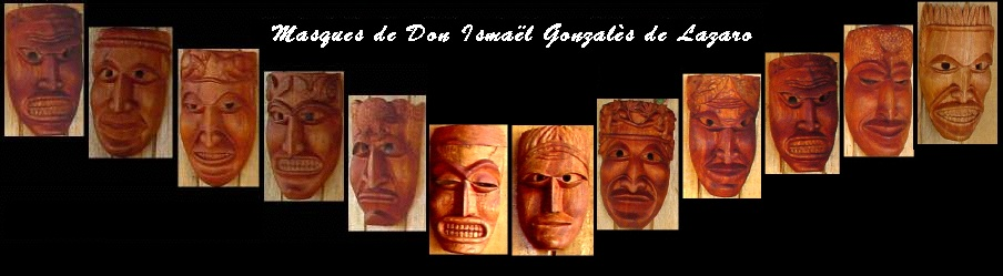 Masks Don Ismael