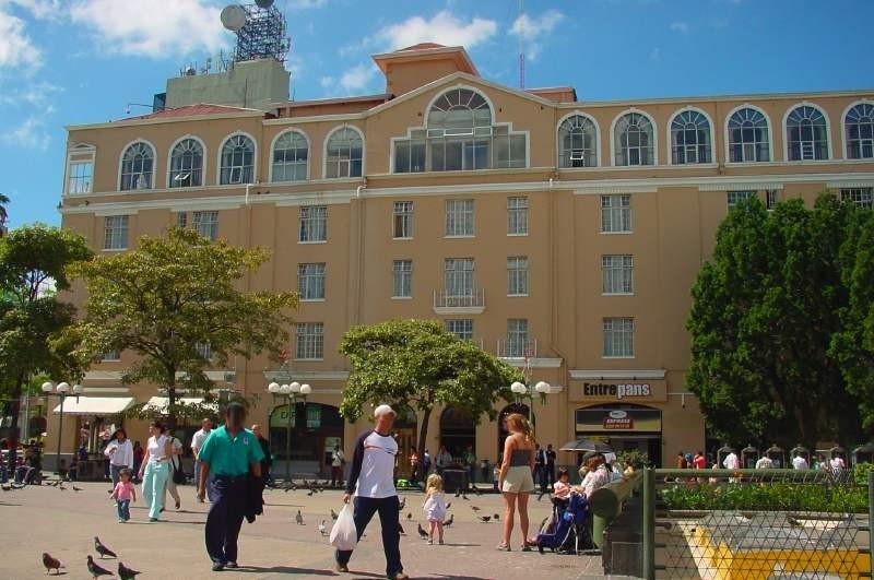 Place centrale de San Jose