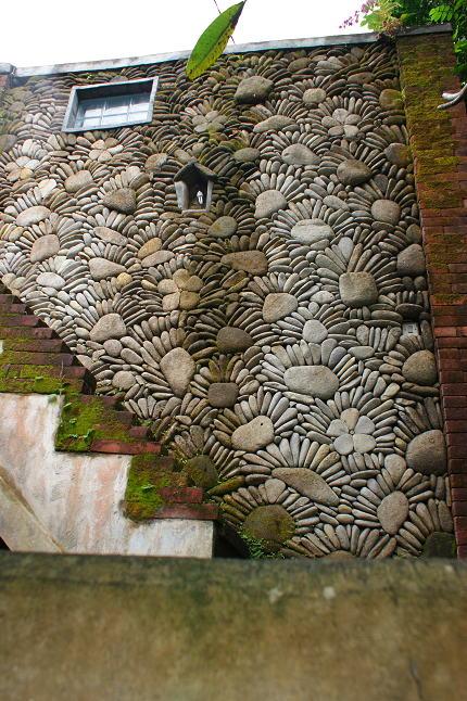 Un mur original
