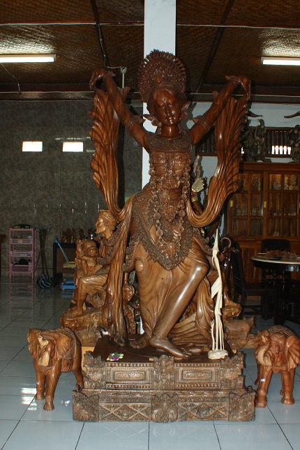 Sculptures bois 2