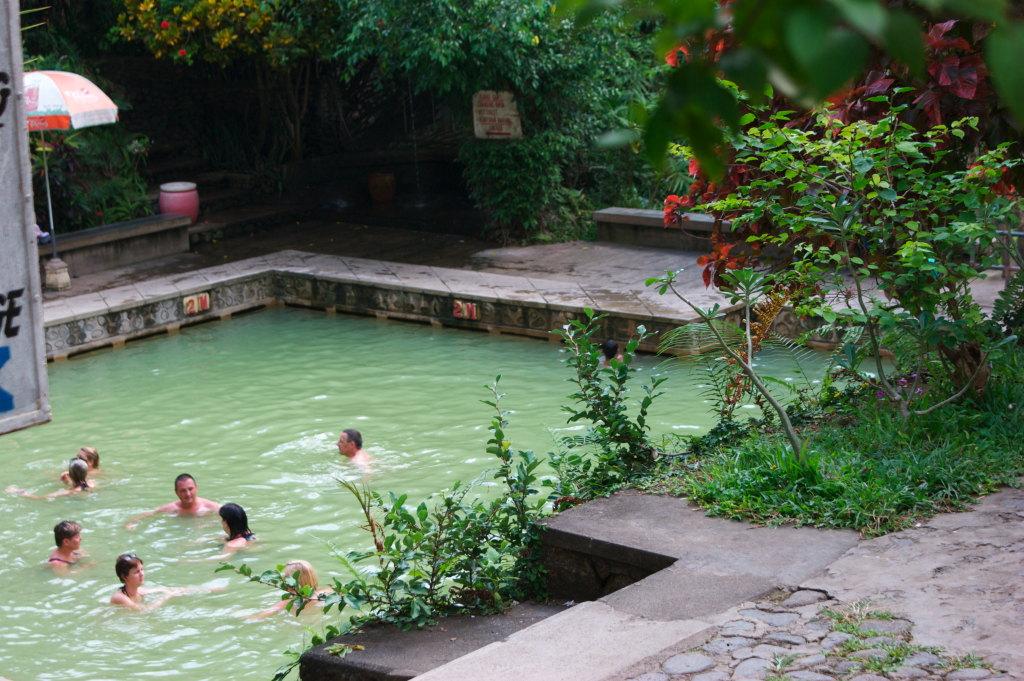 Sources chaudes de Banjar 3