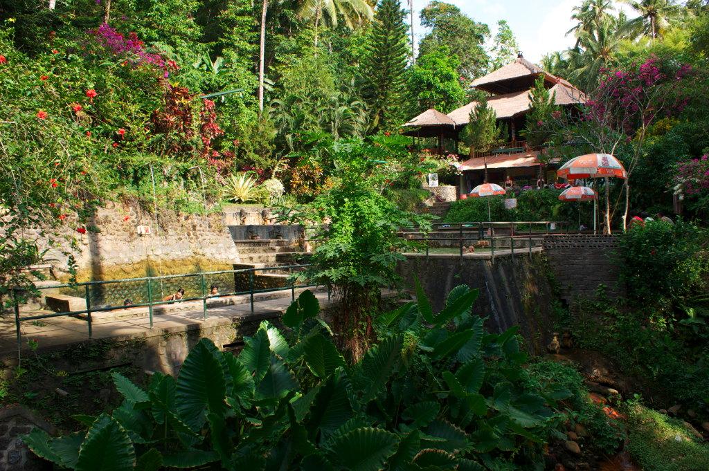 Sources chaudes de Banjar 2