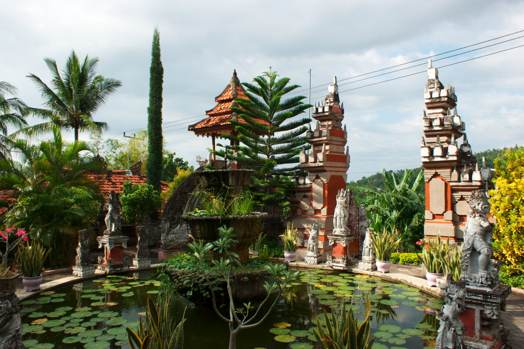 Temple Bouddhiste de Banjar 1