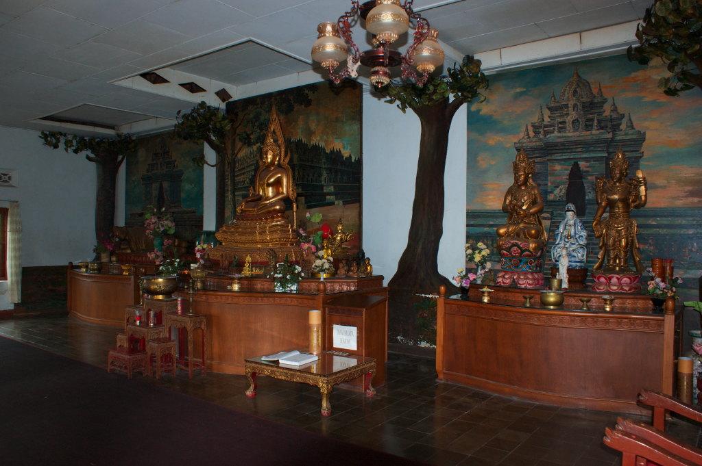 Temple Bouddhiste de Banjar 2