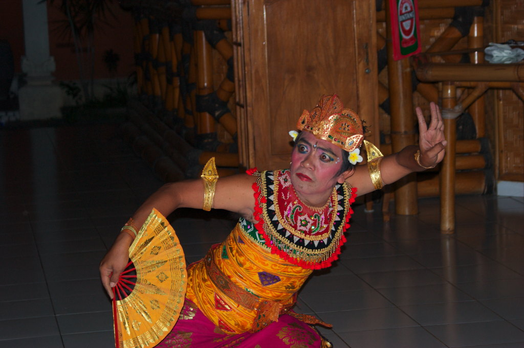 Danseur Balinais