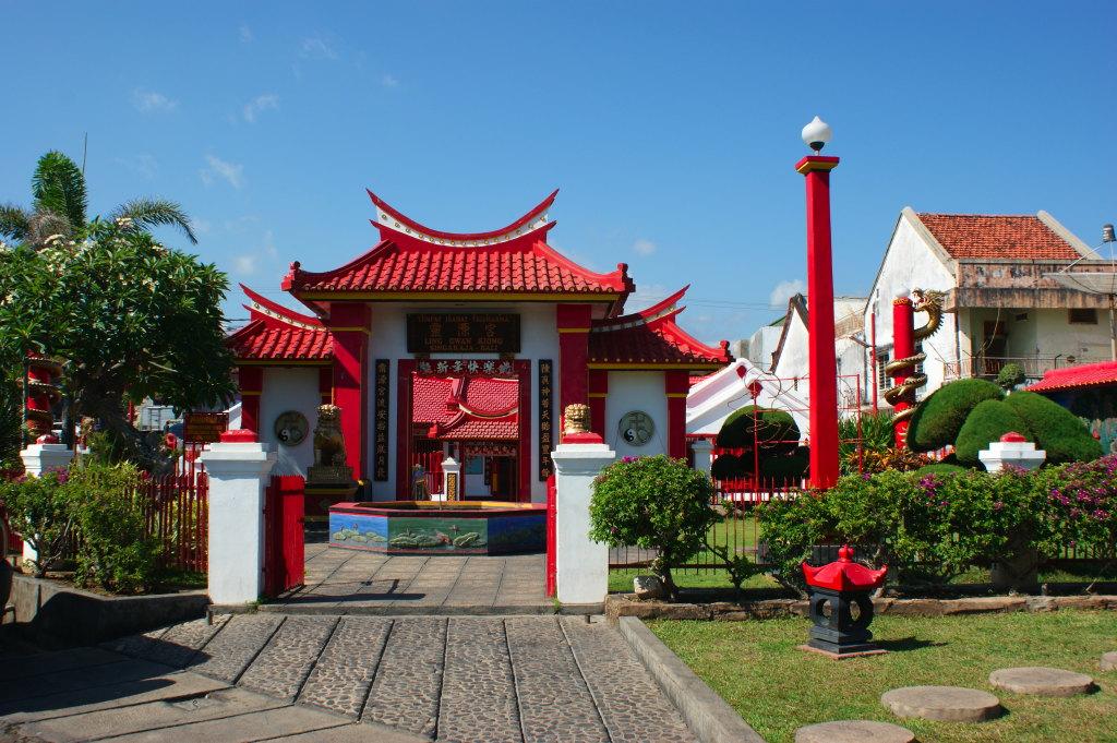 Temple Bouddhiste de Singaraja
