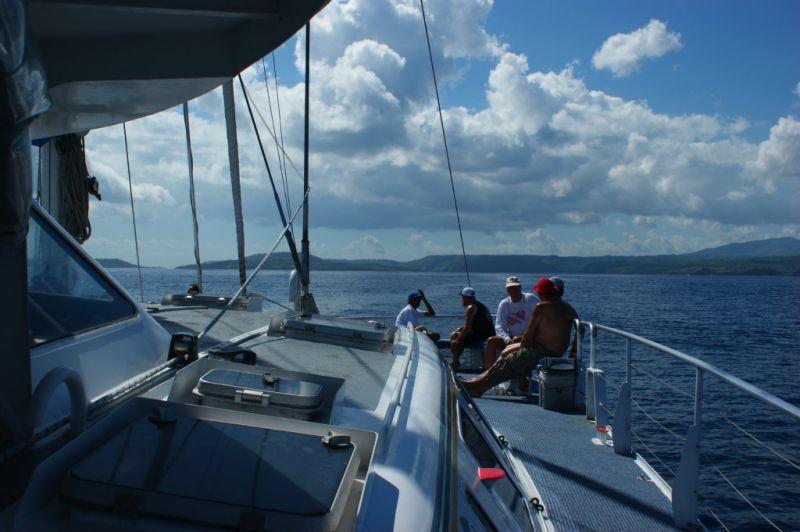 Catamaran Aristocat