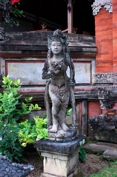 statue,Puri Bagus, Manggis, 2