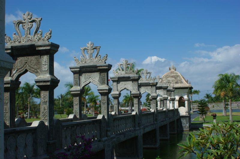 Palais Aquatique , Ujung,3