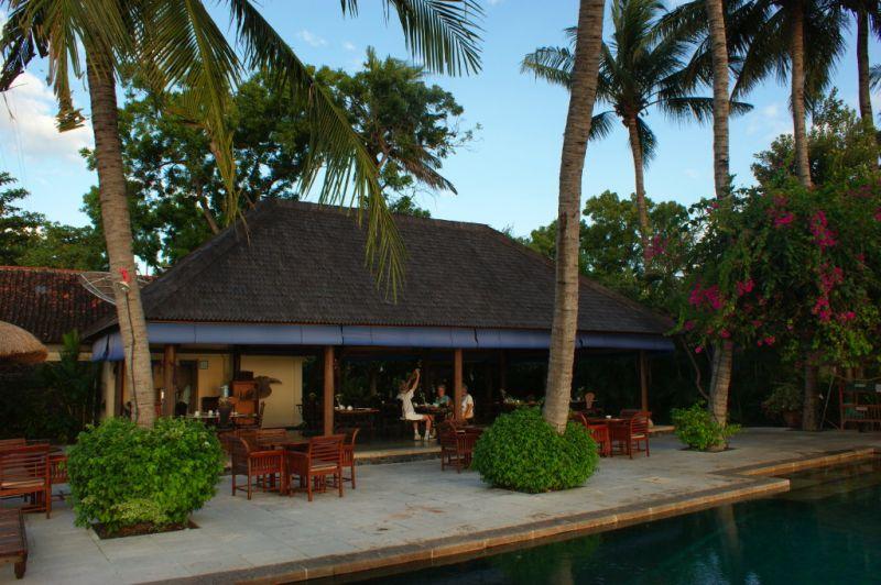 Petit déjeuner au Mimpi Resort