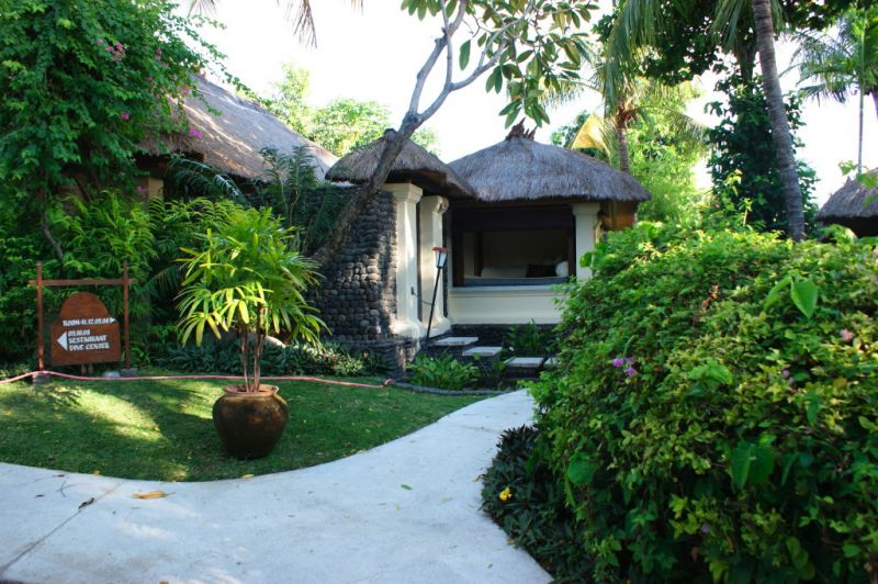 Bungalow Mimpi Resort