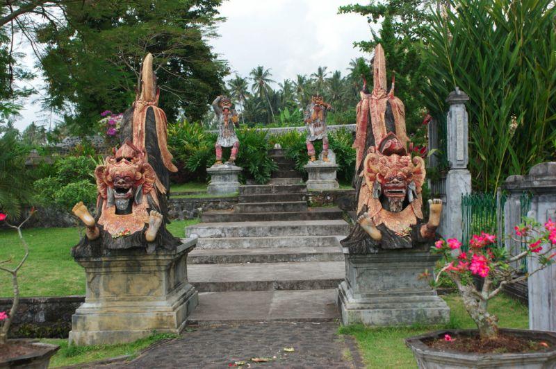 Palais Aquatique, Tirtagangga,9
