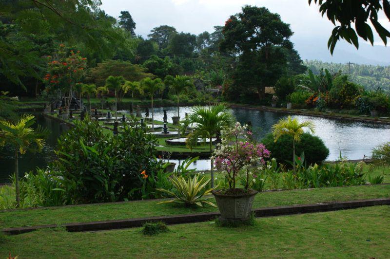 Palais Aquatique , Tirtagangga, 11