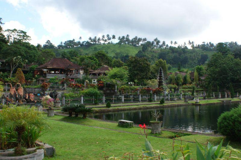 Palais Aquatique, Tirtagangga,12