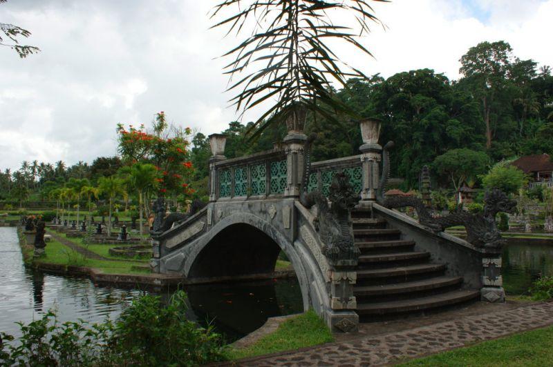 Palais Aquatique de Tirtagangga,