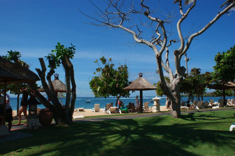 Plage du Nusa Dua Beach Hotel