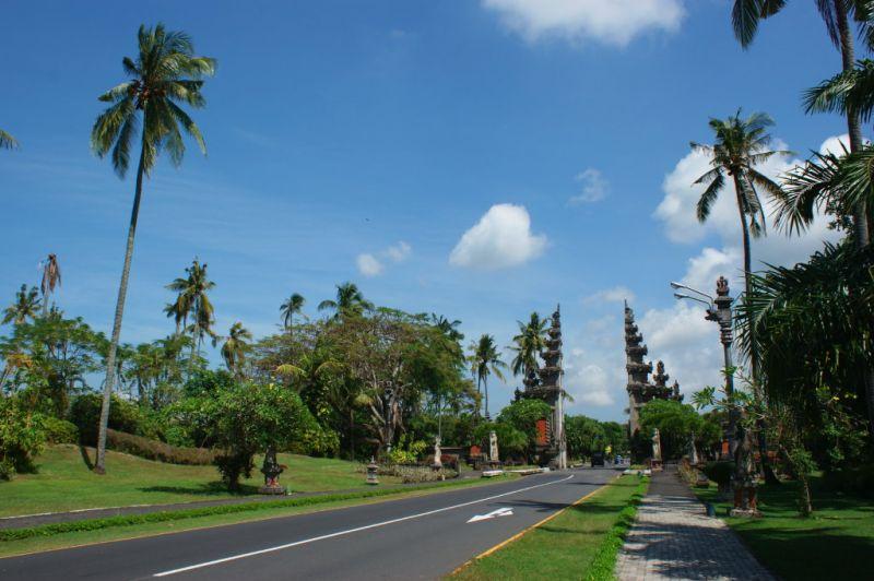 Arrivée à Nusa Dua