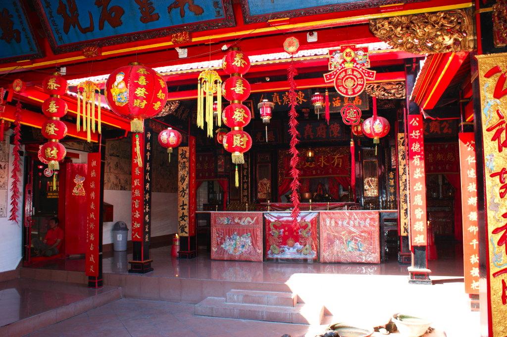 Temple Bouddhiste de Singaraja 2