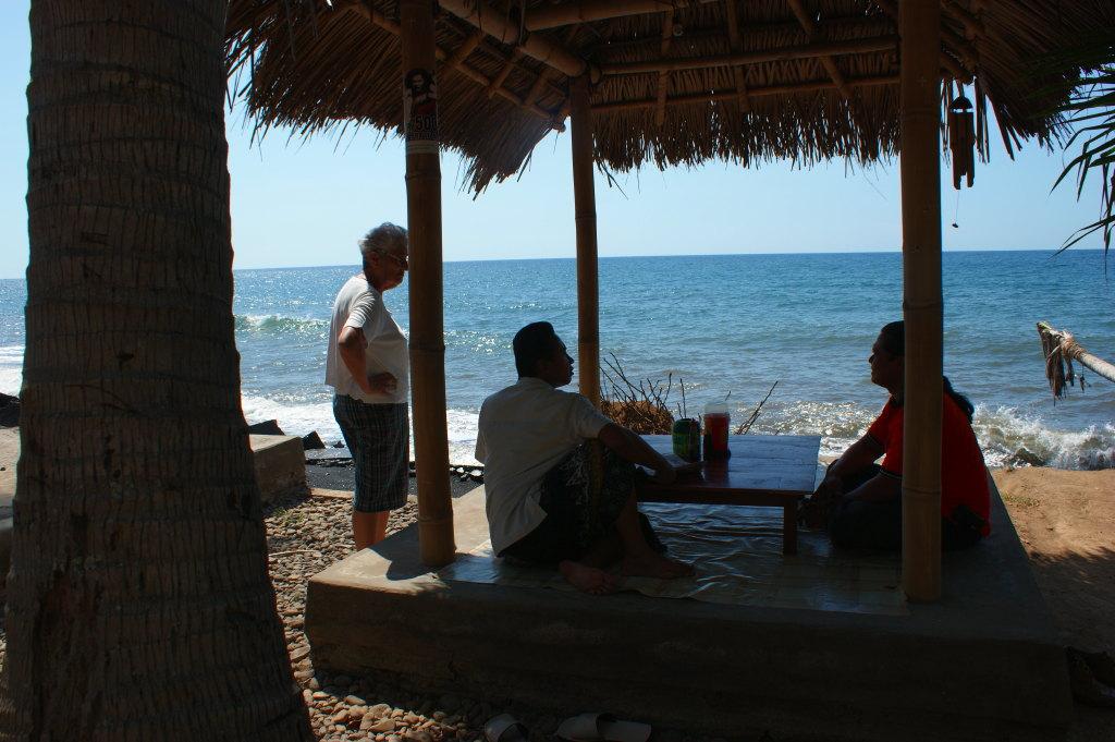 Déjeuner près d'une plage au nord 2