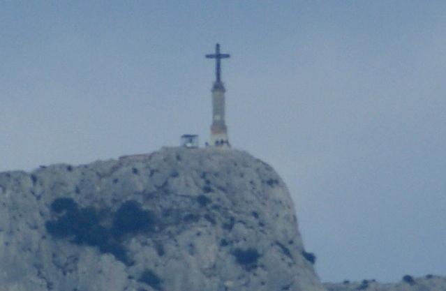 Croix de Sainte-Victoire