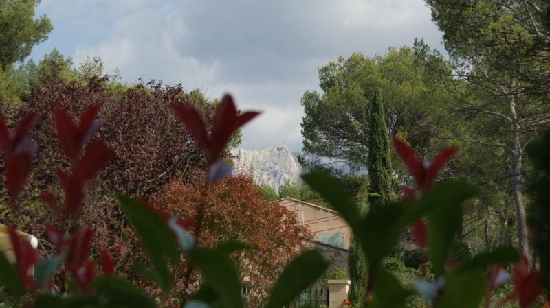 Le sommet de Sainte-Victoire