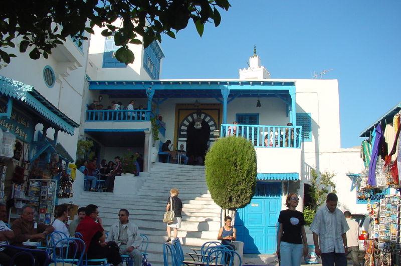 Café des Nattes à Sidi Bou Said 4