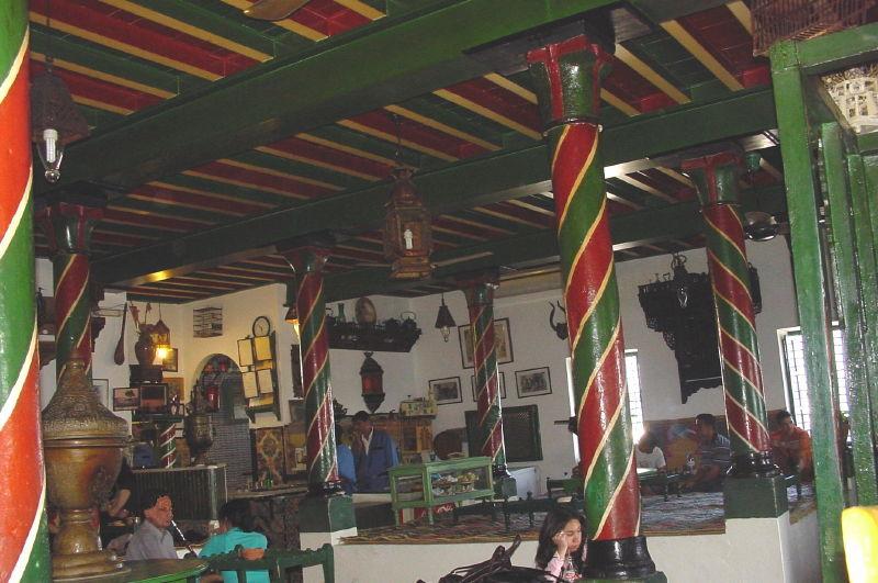 Café des Nattes à Sidi Bou Said 2